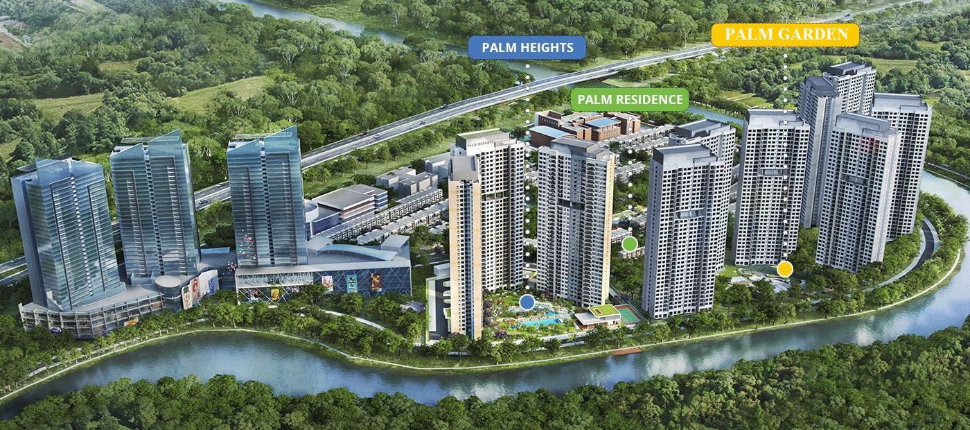 Top 3 dự án chung cư tại quận 2 của chủ đầu tư Keppel Land