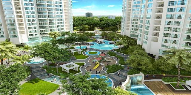 phoi canh du an palm garden