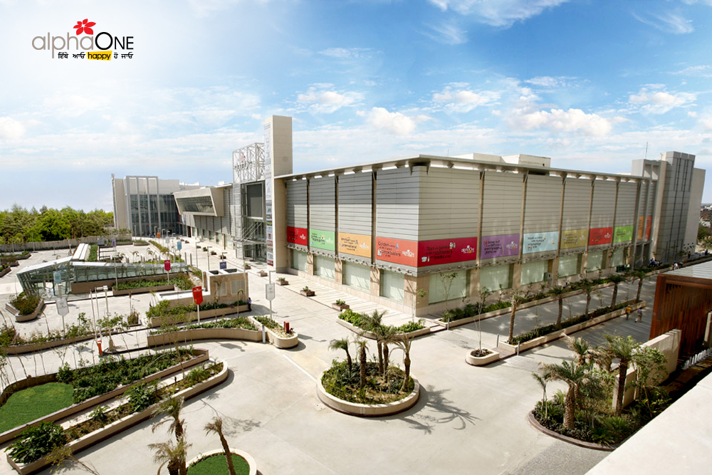 alpha mall trong du an alpha city