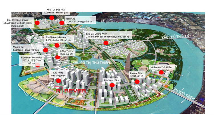 vi tri eco smart city tai thu thiem
