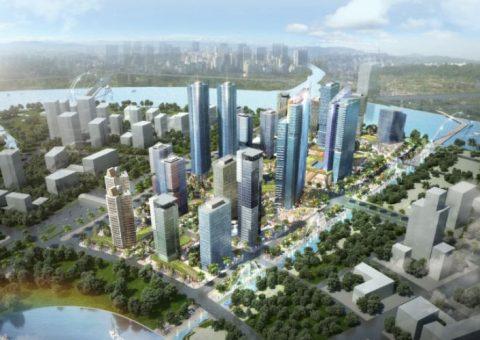 eco smart city du an quy mo lon tai thu thiem