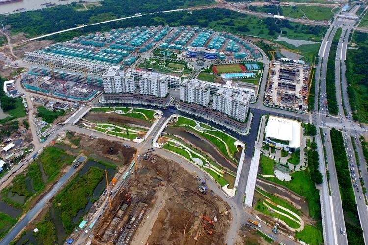 tien do du an eco smart city