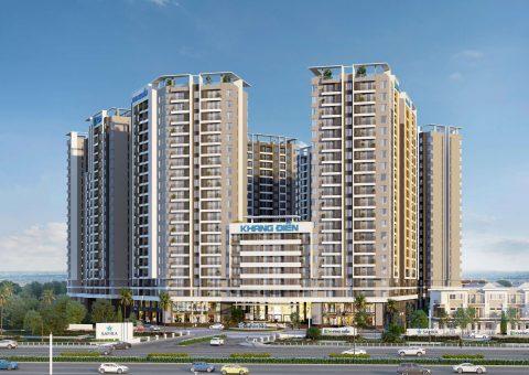 Dự án Safira Khang Điền