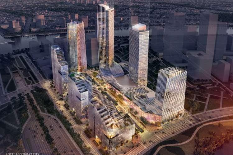 eco smart city phan khu moi