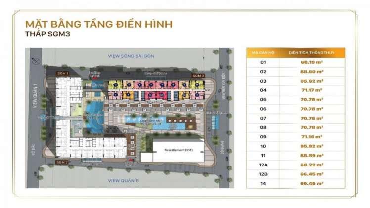 mat bang tang du an the grand manhattan
