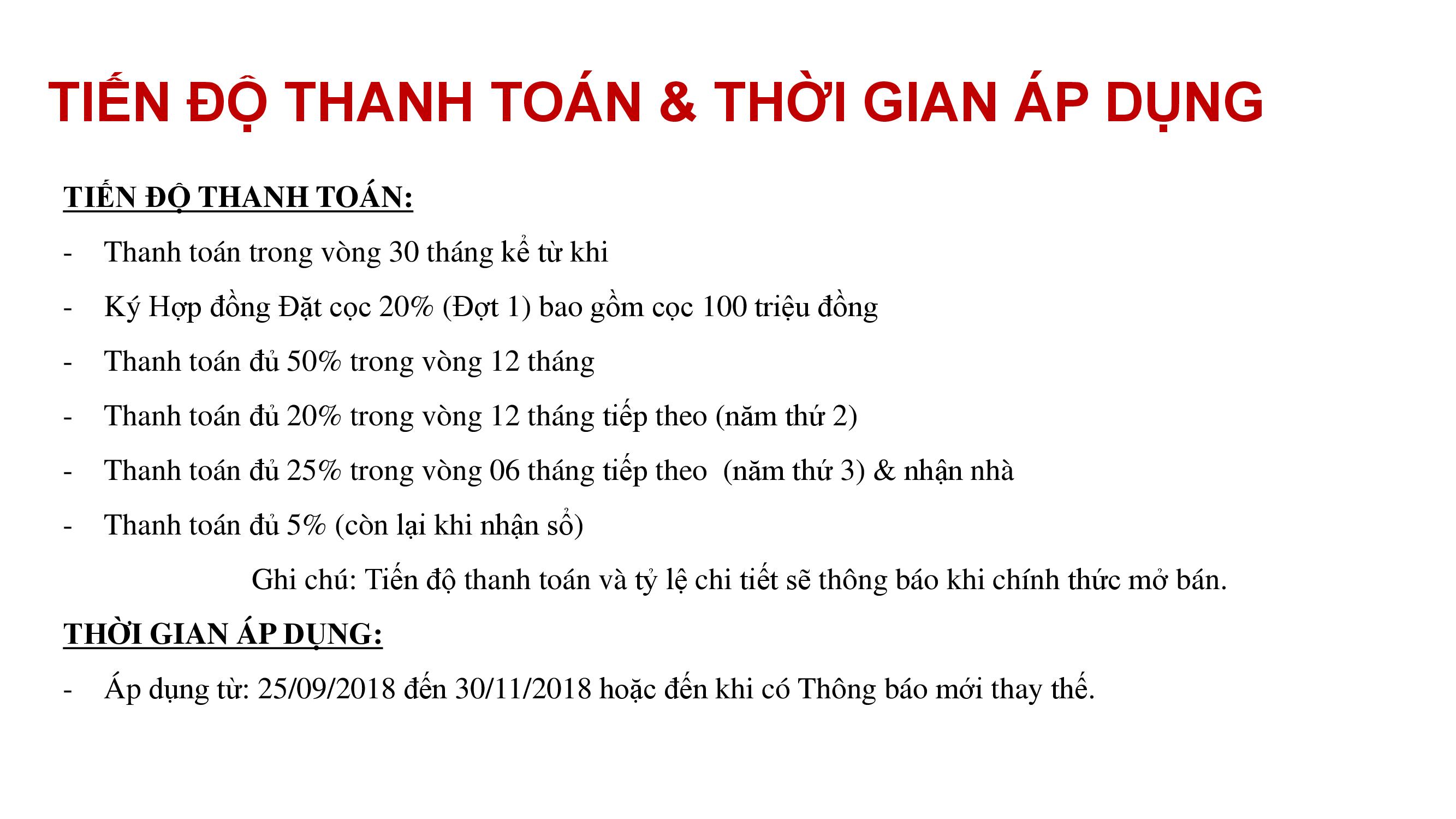 phuong thuc thanh toan can ho rome diamond lotus