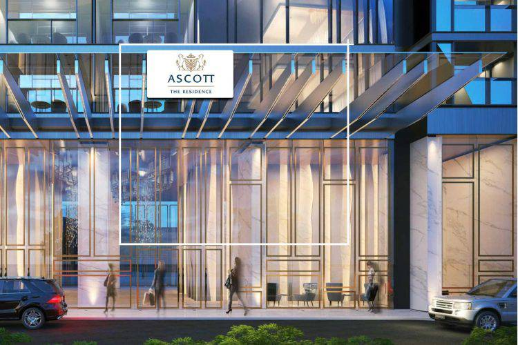 thiet ke ascott the residence
