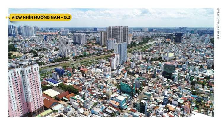 view huong nam the grand manhattan