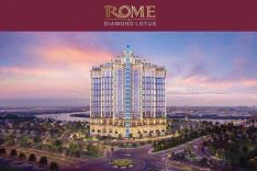 du an rome by diamond lotus phoi canh
