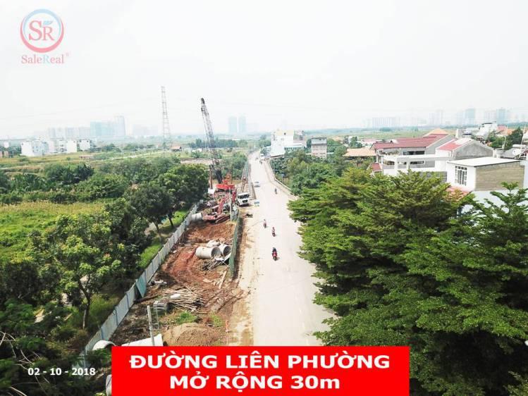 mo rong duong lien phuong