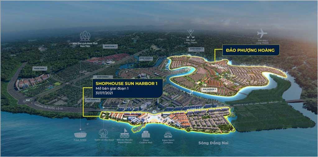 khu do thi aqua city dang ban gi nam 2021