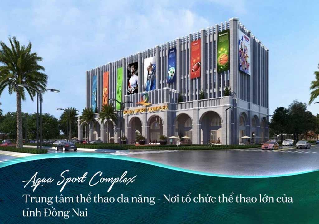 khu the thao tai aqua city dong nai