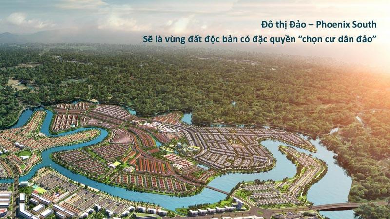 phan hhu dao phuong hoang du an aqua city