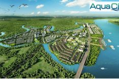 phoi canh tong the aqua city novaland