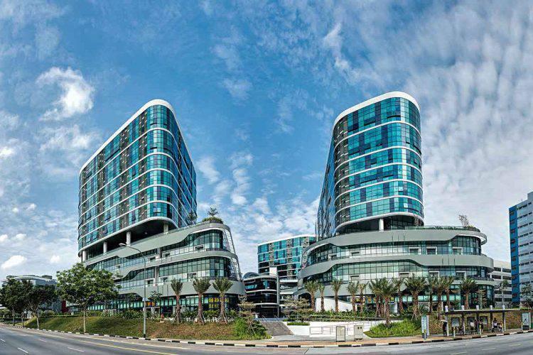 Oxley Bizhub Singapore