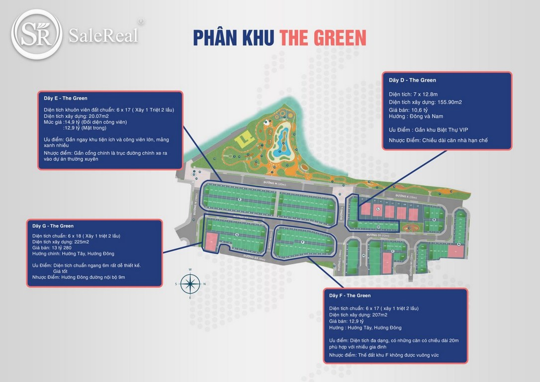 phan khu the garden verosa park