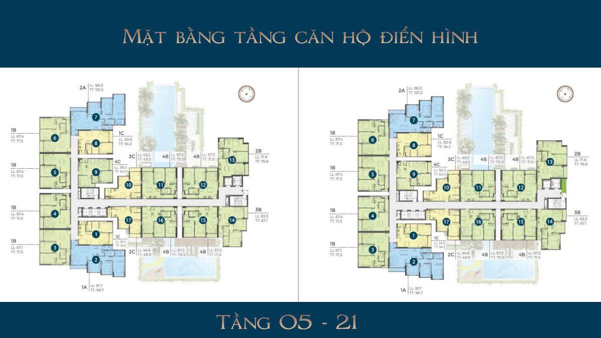 mat bang tang 5 du an precia