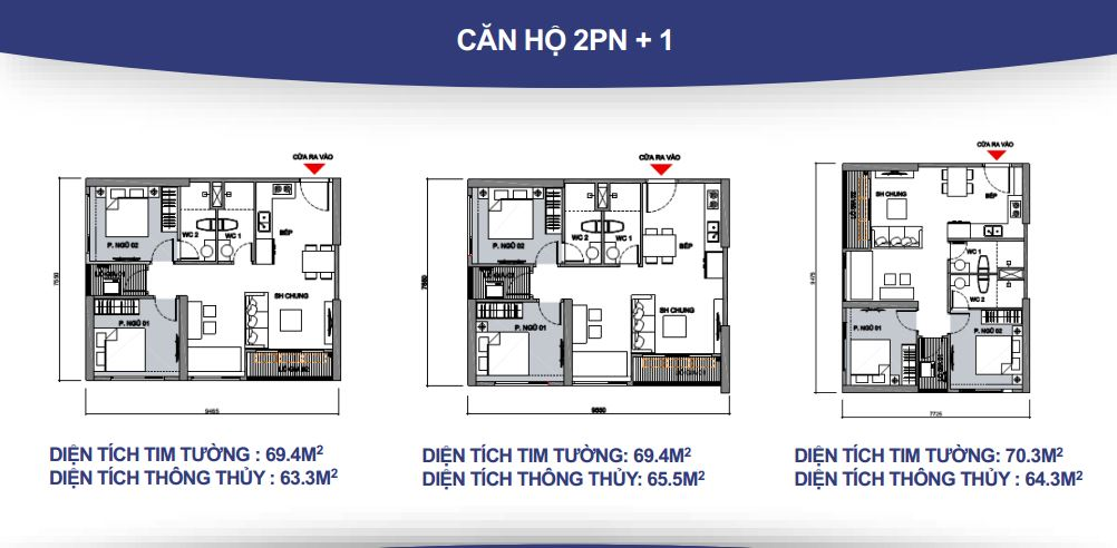 can ho 2 phong ngu + 1 vinhomes grand park