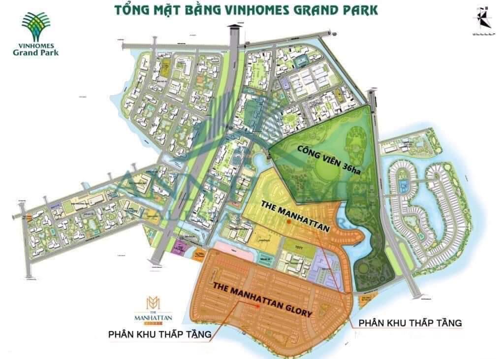 mat bang phan khu thap tang vinhomes grand park