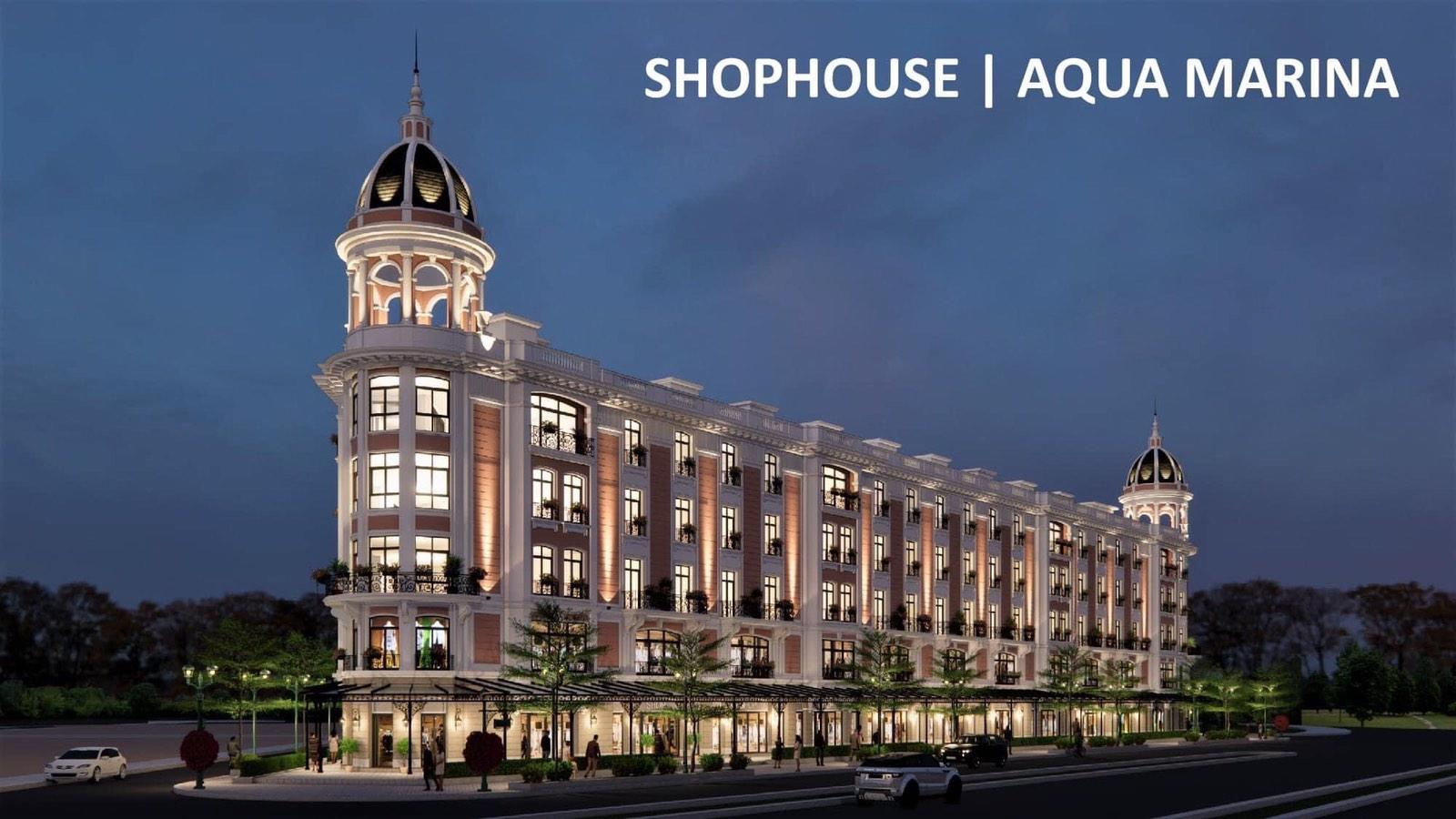 shophouse du an aqua city