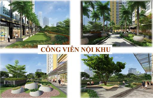 cong vien noi khu the botanica