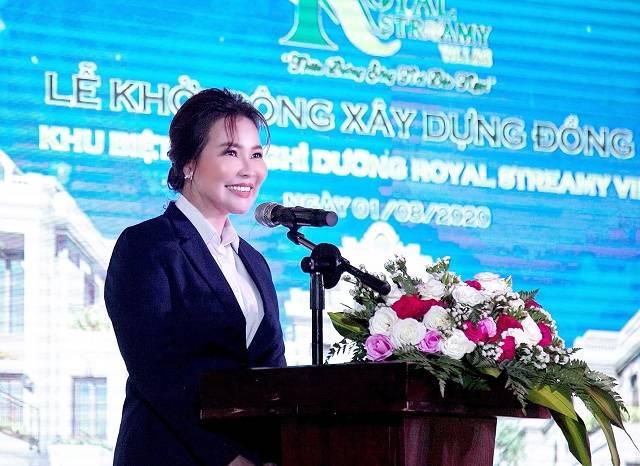 le khoi cong du an royal streamy villas phu quoc