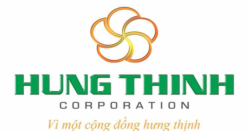 logo hung thinh corp