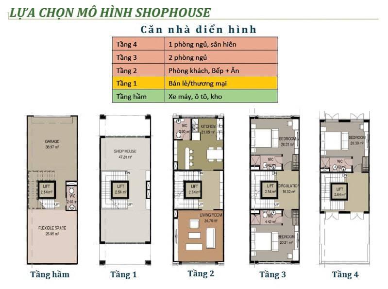 mat bang shophouse waterfront phu quoc