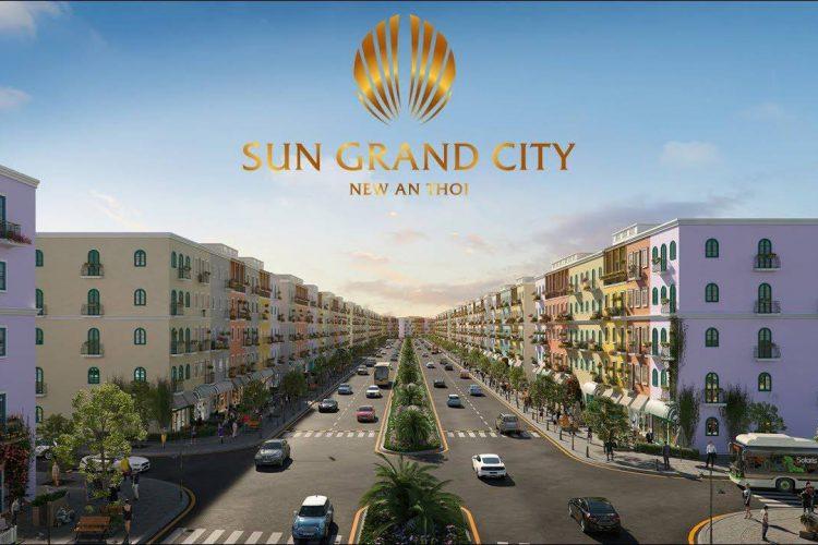 phoi canh du an sun grand city new an thoi