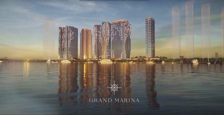 phoi canh du an grand marina saigon