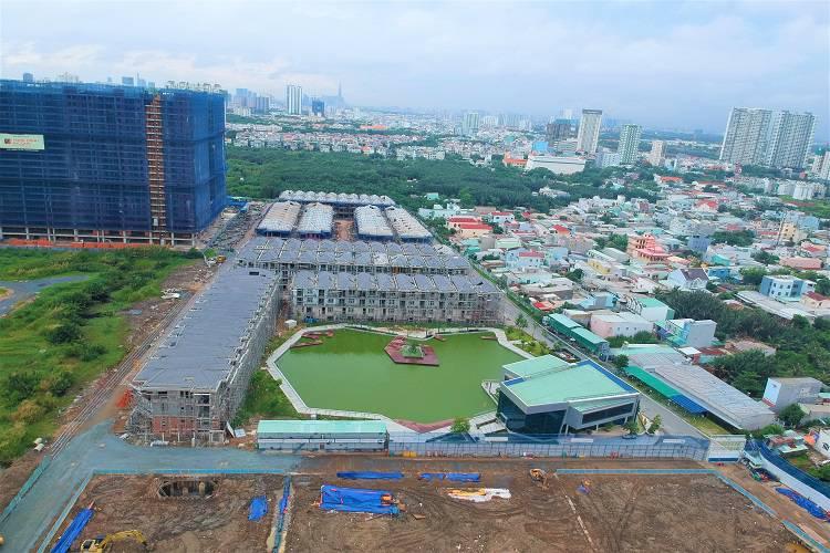 tien do thi cong chung cu green star sky garden