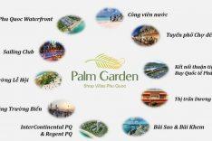 tien ich ben ngoai du an palm garden shop villas phu quoc