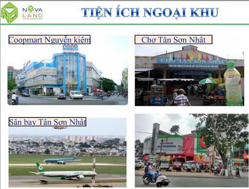 tien ich ngoai khu du an the botanica