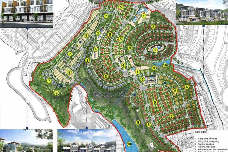 mat bang dalat paradise garden