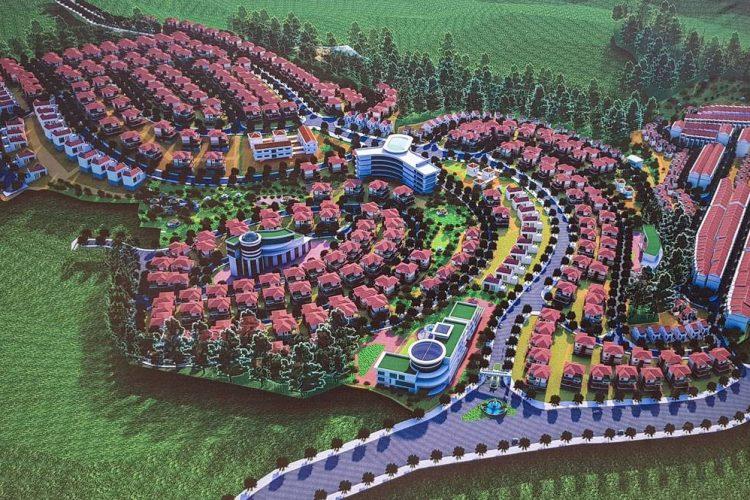 phoi canh du an dalat paradise garden