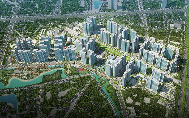 du an vinhomes smart city