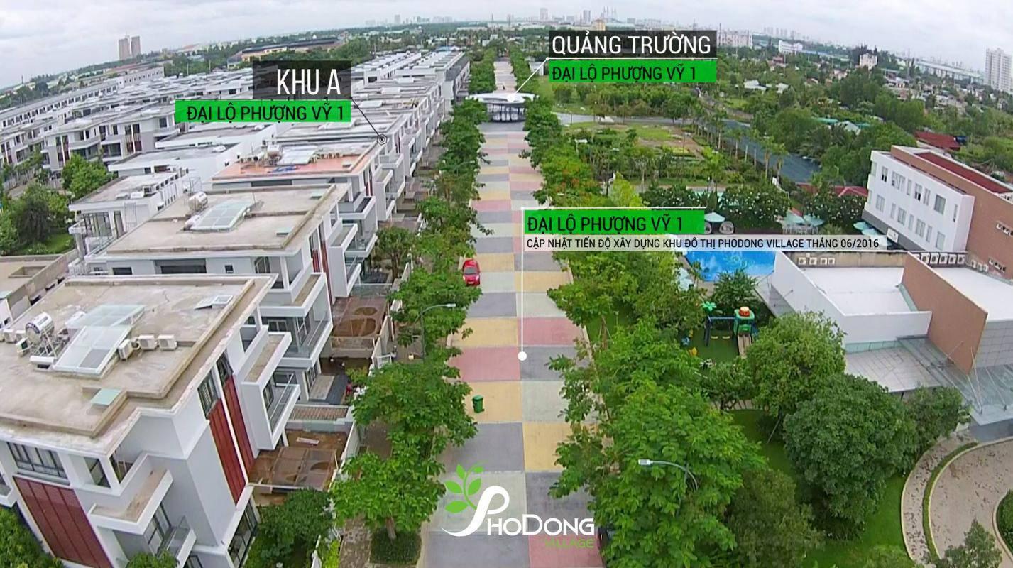 thuc te du an phong dong village 3