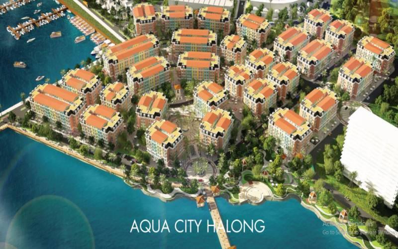 aqua city ha long
