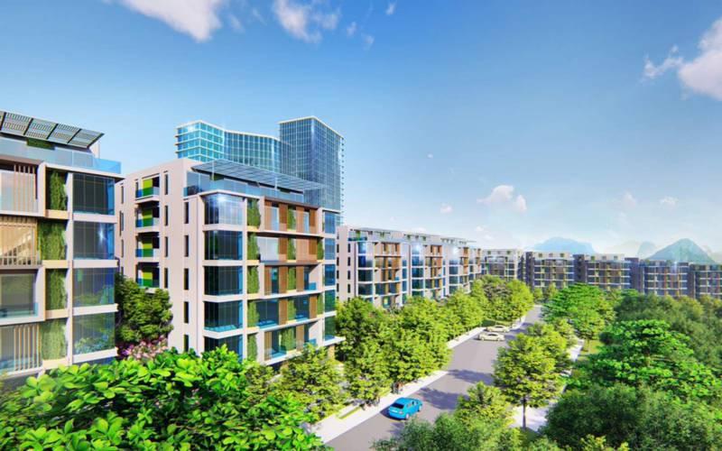 biet thu thuong mai green pine villas