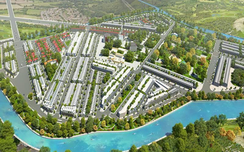 du an dai phuc green villas