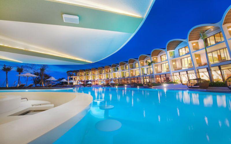 du an tran thai marina resort