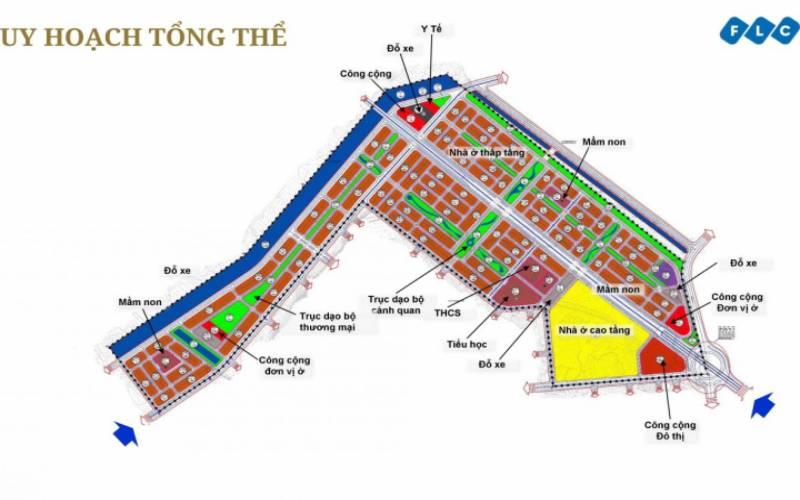 mat bang flc tropical city