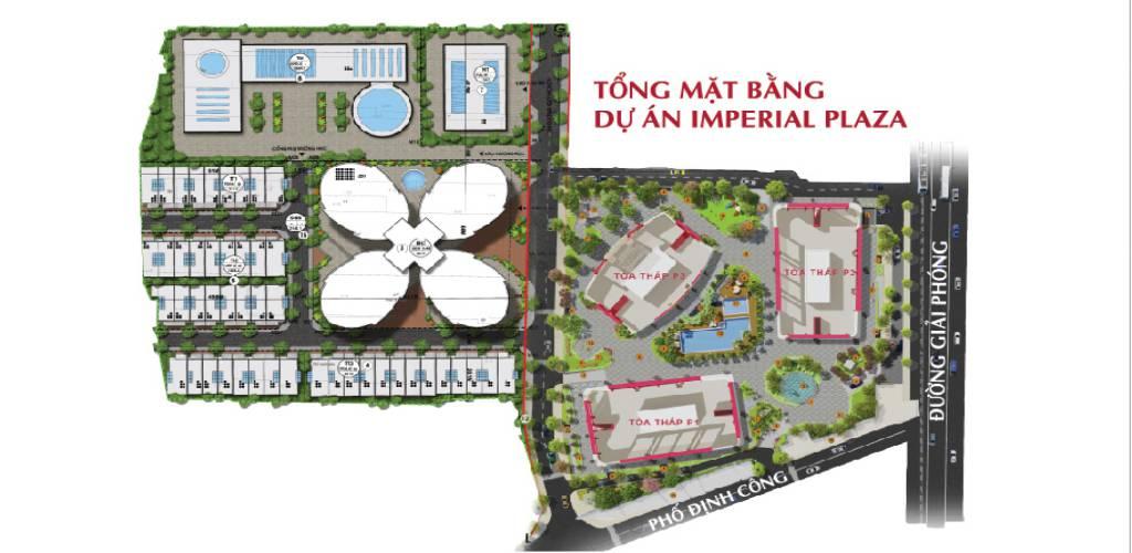 mat bang tong the imperial place