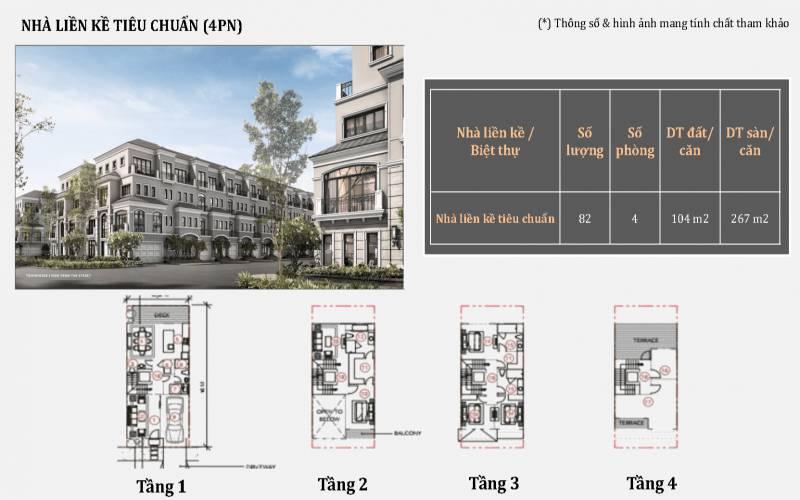 mat bang nha pho grand bay ha long villas