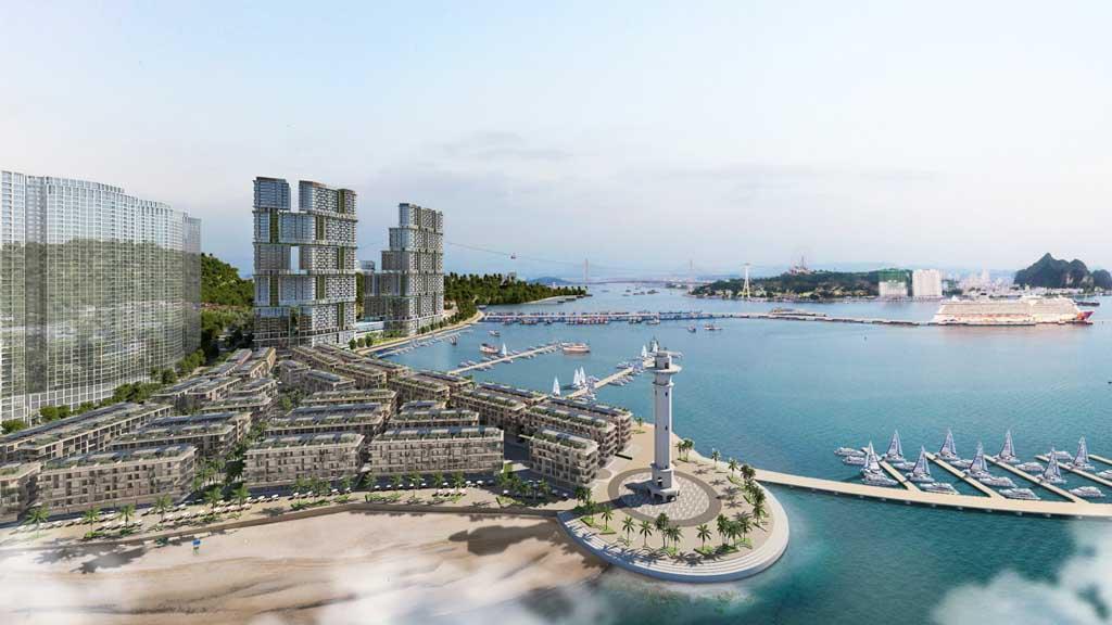 phoi canh du an sun grand marina town