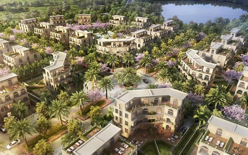 du an palm garden shop villas phu quoc