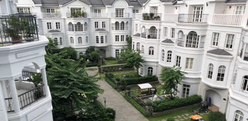 saigon pearl villas