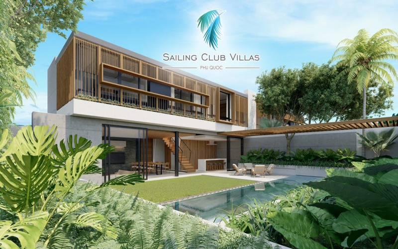 sailling club villas phu quoc