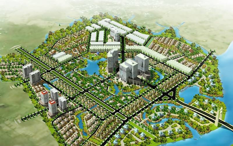 du an the green village