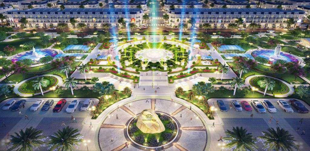 cong vien century city long thanh